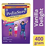 PediaSure Health & Nutrition Drink Powder for Kids Growth - 400g (Vanilla)