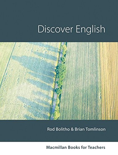 Macmillan Books for Teachers: Discover English