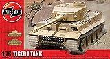 Airfix A01308 Tiger I Tank 1:76 Scale Series 1 Plastic Model Kit