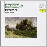 Concerto Per Violino E Orchestra Op.77 in Re Magg.,Op.102 in a Minor