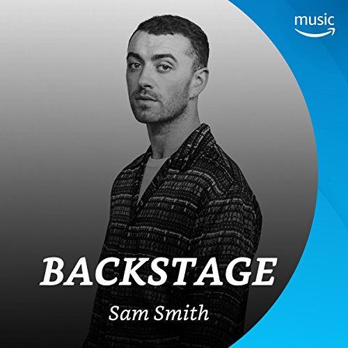 Backstage mit Sam Smith