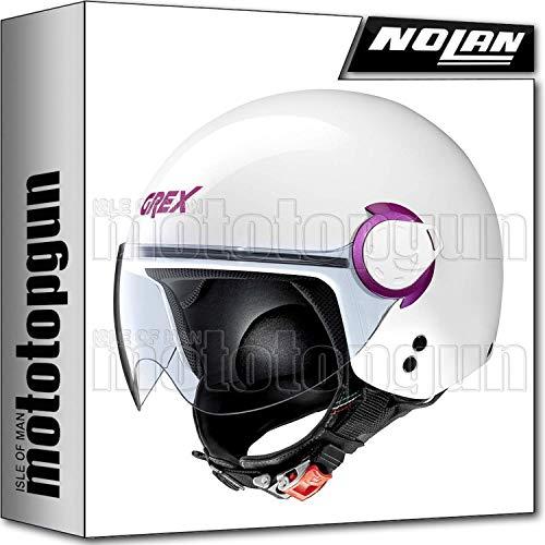 GREX CASCO MOTO JET G3.1 E COUPLE 014 S