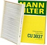 Mann Filter CU3037 Filtro Aire Habitáculo