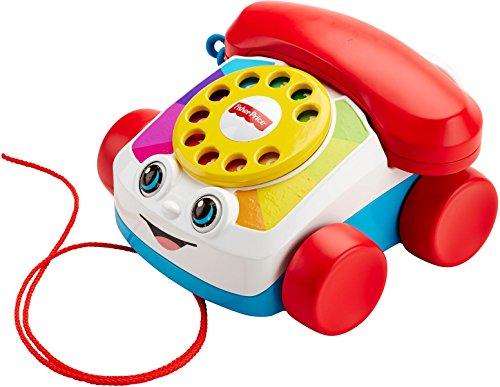 Image of Mattel Fisher-Price FGW66-Plapper Phone