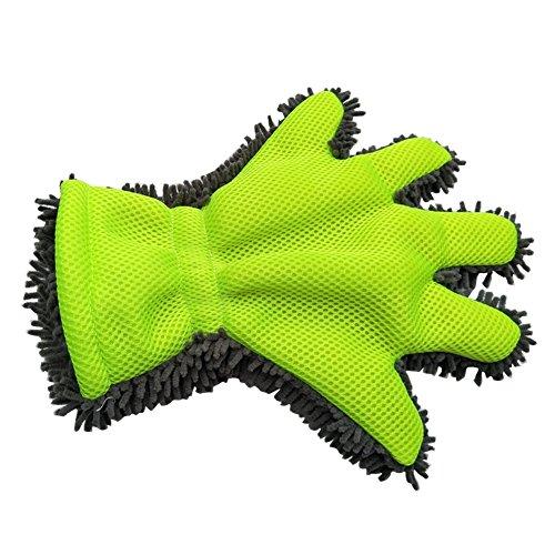 Preisvergleich Produktbild BOENZN Autopflege Waschanlage Autowaschhandschuhe Auto-Styling Zubehör Fenster Home Reinigung Waschmaschine Polierhandschuh