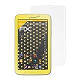 atFolix Schutzfolie für Samsung Galaxy Tab 3 Kids (SM-T2105) Displayschutzfolie - 2 x FX-Antireflex blendfreie Folie