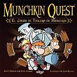 Asmodee Munchkin Quest, Brettspiel (Edge Entertainment edgmq01)