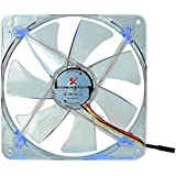 Spire ORION-140 X 25 SP14025NTL3 Ventilateur de Refroidissement 12 V DC Noir