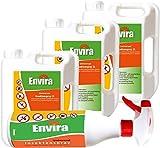ENVIRA Mittel gegen Ungeziefer 3x2Ltr + 500ml