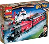 LEGO 4708 - Hogwarts-Express mit Bahnhof, 410 Teile