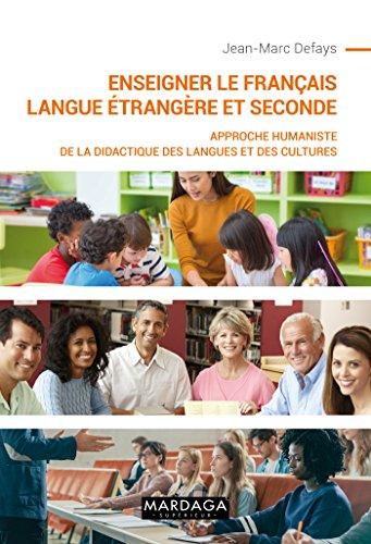 Enseigner le français langue étrangère