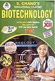 S.Chand Class XII BioTechnology CBSE (CD)