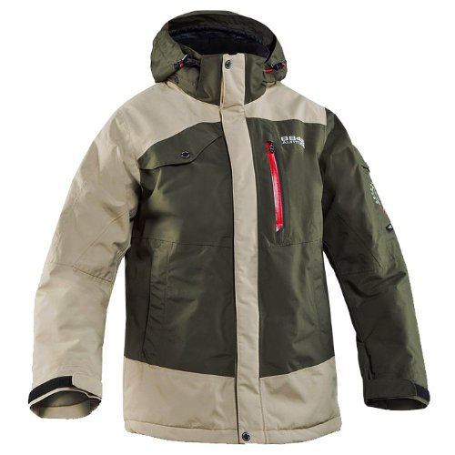 8848 Winterjacke Kinder LOOP olive