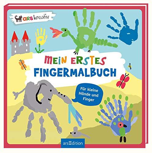 Mein erstes Fingermalbuch