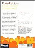 Image de Microsoft PowerPoint 2010 - Einfach besser präsentieren: Gestaltung, Technik, Tipps & Tri