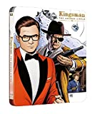 Kingsman The Golden Circle Steelbook 4K Ultra HD + Bluray Uk Limited Edition Steelbook Region Free