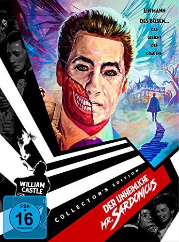 Der unheimliche Mr. Sardonicus (William Castle Collection #1) (+ DVD) [Blu-ray]