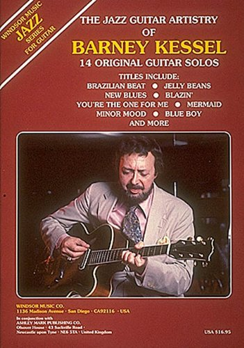 The Jazz Guitar Artistry of Barney Kessel