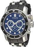 Invicta Pro Diver - Scuba Men's Wrist Watch Stainless Steel Quartz Black Dial