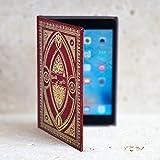 Harry Potter Gryffindor inspiriert Buch der Zaubersprüche Cover für Amazon Kindle Fire und 17,8cm Tablets