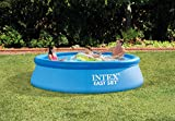 Intex 28122 Easy Set Piscina Rotonda, 305 x 76 cm, con Pompa Filtro