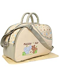 Fashion Baby Diaper Bags Baby Accessories Stuff Organizer Nappy Changing Shoulder Spacious Sturdy Mummy Bag Waterproof...