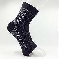 Smilikee Knöchel Klammer Kompressions Fuß Knöchel Schmerzlinderungs Hülsen Socken stützen für Verletzung Recovery... preisvergleich bei billige-tabletten.eu