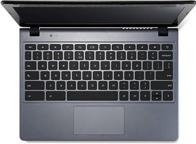 Acer C720-29552G01AII 29,5 cm (11,6 Zoll) Chromebook (Intel Celeron 2955U, 1,4GHz, 2GB RAM, 16GB SSD, Intel HD, Chrome)