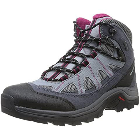 Salomon Authentic Ltr Gtxw - Escarpines Mujer