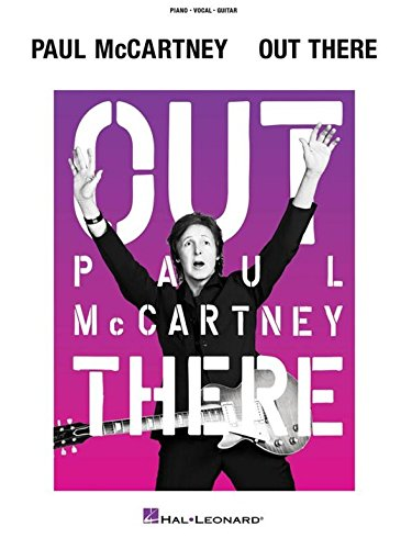 Paul McCartney: Out There Tour (PVG). Partitions pour Piano, Chant et Guitare