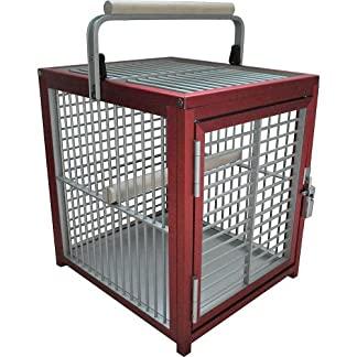 King`s Travel Cage Small - Silver King`s Travel Cage Small – Silver 51Xuv3Zn1SL