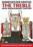 Manchester United The Treble: Season Review 1998/99 (Remastered) (10th Anniversary Edition)[DVD]