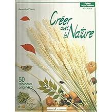 Créer avec la nature