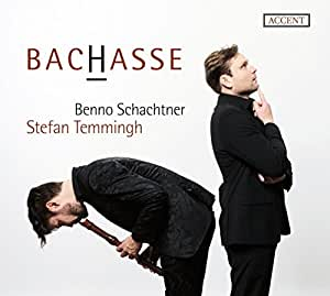 Bachasse: Works by Hasse and Bach
