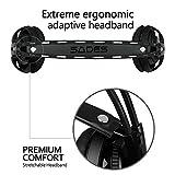 Xbox One PS4 PC Gaming Headset, SADES SA935 3.5mm Jack Gaming Headset Over the ear Headset with Retractable Microphone