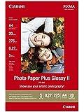 Canon Original  PP-201A4 Bubblejet Media Photo Paper A4 20SH