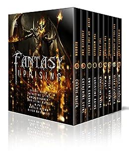 Fantasy Uprising: Untethered Realms Boxed Set (English Edition) di [Reich, Cherie, Stine, Catherine, Gardner, Gwen, Rains, Christine, Pax, M., Brown, Angela, Fairchild, River]