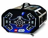 Lego Star Wars Zipbin A1436XX - Valigetta Fighter con rivestimento interno di gioco