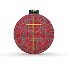 UE ROLL - Altavoz Bluetooth ultra portátil (impermeable, resistente a golpes), color rosa