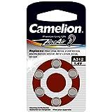 Camelion 15006312 Zink Luft Knopfzellen A312/ZL 312/1,4 Volt, 6er-Pack