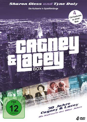 Bild von Cagney & Lacey -Box-Edition [4 DVDs]