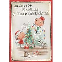 Un deseo de Navidad para Ti, hermano y su novia