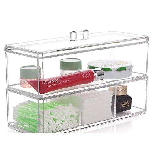 scrivania-rack-acrilico-trasparente-scatola-di-immagazzinaggio-pratico-a