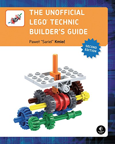 The Unofficial LEGO Technic Builder's Guide, 2nd Edition Getriebe Bücher
