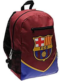 Team Backpack Rucksack Bag Zip Fastening Football Fan Club Memorabilia Accessory