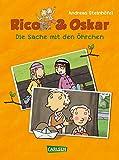 Rico & Oskar (Kindercomic): Die Sache mit den Öhrchen