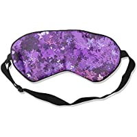 Eye Mask Eyeshade Purple Stars Sleep Mask Blindfold Eyepatch Adjustable Head Strap preisvergleich bei billige-tabletten.eu