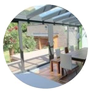 mousepad wintergarten rund 20cm elektronik. Black Bedroom Furniture Sets. Home Design Ideas