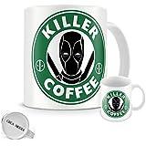 Deadpool Killer–Taza de café de café Starbucks–Comics–ML