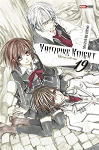 Vampire Knight Edition collector Tome 19